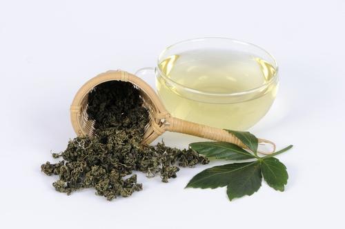 养生茶(保健茶)247-人参叶茶