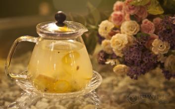 养生茶(保健茶)228-辛荑花茶