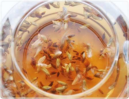 养生茶(保健茶)239-葛花茶
