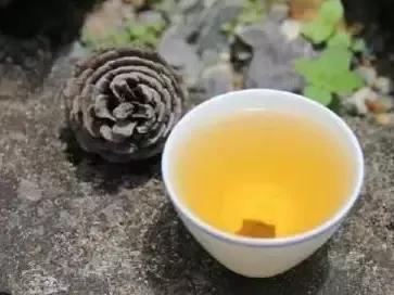 养生茶(保健茶)249-白果茶